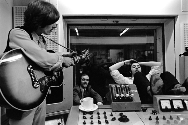 6 Music Recording Secrets of the Beatles