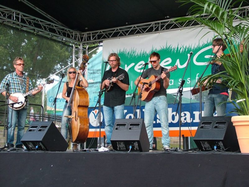 Downhill-Bluegrass-Band