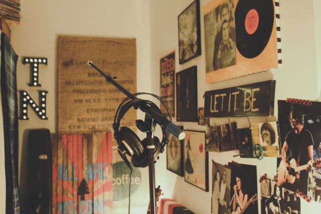Tips for Building a Home Recording Studio