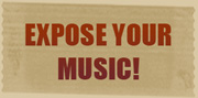 expose your music