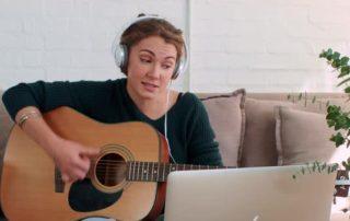 Laptop Music Recording